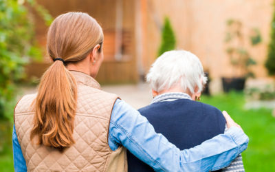 Caring for someone with dementia: a guide