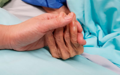 Living and dying at home – How to support your loved one
