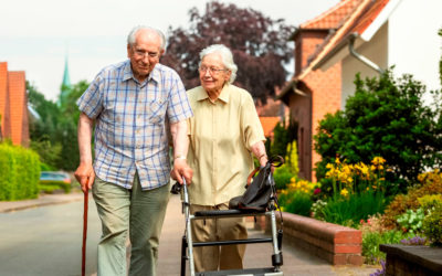 Positive ways to communicate with a person who has dementia