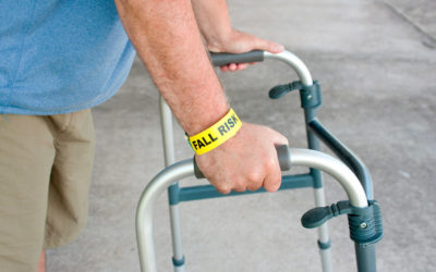 Reducing the risk of falls in the home