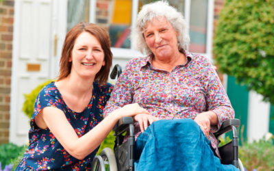 The skills and values you need to become a live-in carer