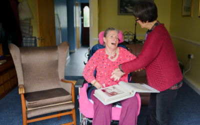 The difference between live-in care and domiciliary care